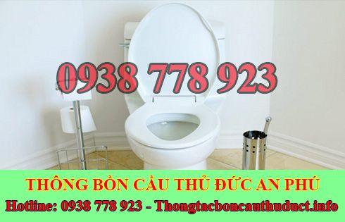 Thông bồn cầu tắc băng vệ sinh Quận Thủ Đức 0938778923