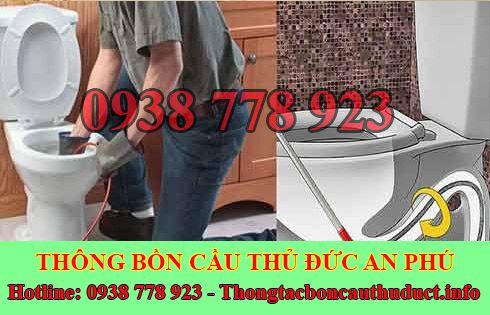 Số điện thoại thông bồn cầu Quận Thủ Đức giá rẻ 0938778923