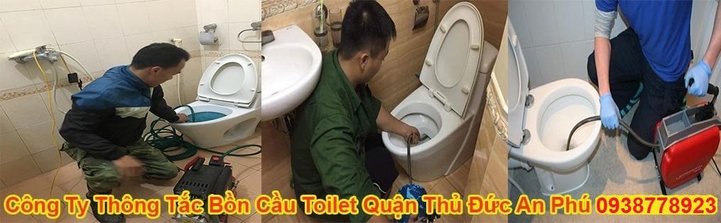 Thông Tắc Bồn Cầu Toilet Quận Thủ Đức An Phú 0935134002